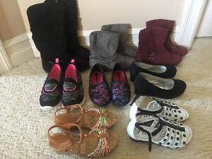 Girls footwear size 13