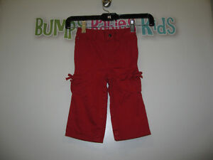 Girl's 12/18 months (Tommy Hilfiger) red pant London Ontario image 1