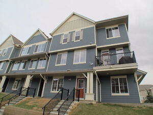 Beautiful 3 Bedroom Town Home, 2 Car Garage, Highly Upgraded