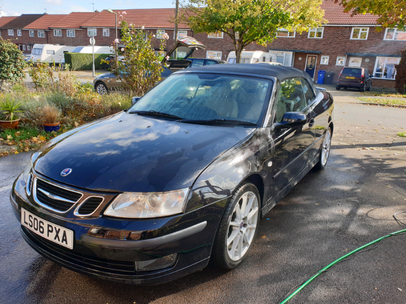 SAAB 93 CONVERTABLE vector 2.0t- WITH HIRSCH UPGRADE for sale  Bury St Edmunds, Suffolk