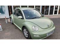 2007 Volkswagen Beetle 1.9 TDI Hatchback 3dr Diesel Manual (143 g/km, 103 bhp) H
