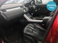 2012 LAND ROVER RANGE ROVER EVOQUE 2.2 SD4 Dynamic 5dr SUV 5 Seats