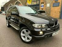 2006 BMW X5 SPORT 24V Auto ESTATE Petrol Automatic