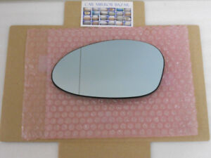 P-649L HEATED Mirror Glass FOR BMW 1  & 3 Series M3 Z4 Driver LH