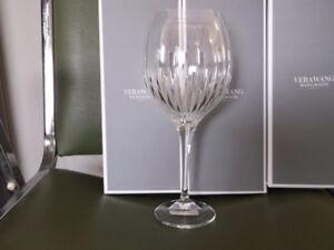 Wedgewood Crystal 24 oz. Goblet set.