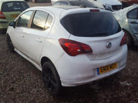 VAUXHALL CORSA 2019 E MODEL BREAKING FOR SPARES PLEASE CALL BEFORE YOU COME