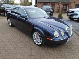 2007 Jaguar S-TYPE 2.7D V6 Auto SE