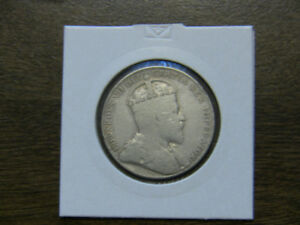 Many Canadian and foreign coins for sale