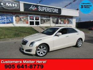 2013 Cadillac ATS PERFORMANCE  V6 AWD NAV ROOF CAM BGE-LEATH BOS
