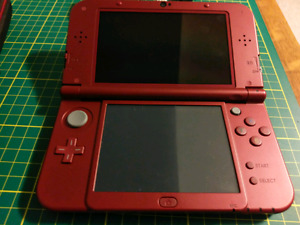 New Nintendo 3DS XL 64GB/4 games/one month old