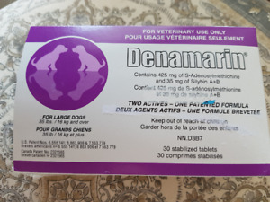 Denamarin for Large Dogs, 35 lbs. and over