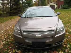 2010 Chevrolet  Malibu LTZ - Great Condition Safetied