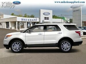 2013 Ford Explorer Base  -  Power Windows