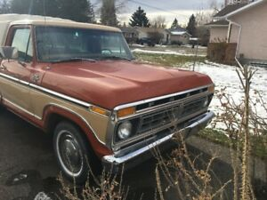 1977 Ford Truck for sale