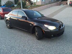 2008 BMW 5-Series 535 xi Sedan