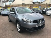 Nissan Qashqai 1.5 dCi Acenta 2WD 5dr£5,995 well looked after
