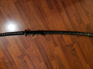 Decoration Katana from Green Earth