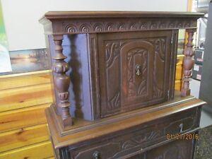 Antique Dining Cabinet - Original Condition REDUCED Kawartha Lakes Peterborough Area image 6