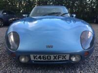 1992 K TVR GRIFFITH 4.0 V8 5D FULL TVR SERVICE HISTORY