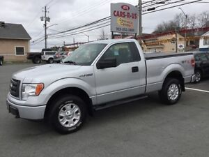 2013 Ford F-150 4x4 STX FREE 1 YEAR PREMIUM WARRANTY INCLUDED!!