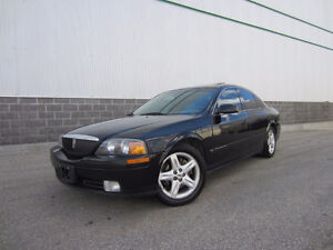 2000 LINCOLN LS V8 LEATHER MOON REMOTE START SAFETY NO TAX!