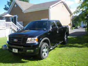 2005 Ford F-150 Cuir Camionnette