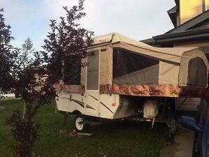 2011 Palamino tent trailer