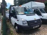2013 62 Ford Transit 2.2TDCi ( 125PS ) ( EU5 ) ( RWD ) IDEAL SCAFFOLD 14FT BED