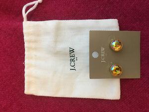 J.Crew earrings. Brand new never worn