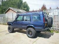 Land Rover Discovery 2.5Td5 of road top of the range