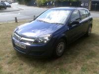 Vauxhall/Opel Astra 1.8i 16v ( a/c ) auto 2005MY Life