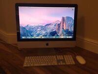 Apple iMac 21.5' Intel 3.06Ghz C2D Processor 4GB 500GB GeForce 9400