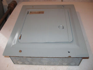 Cutler Hammer 100 amp breaker box