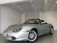 2003 Porsche Boxster 2.7 ***PRIVATE PLATE INCLUDED**