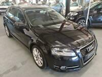 Audi A3 SPORT SPEC-BLACK-2 KEYS-MANAUL-GREAT FAMILY