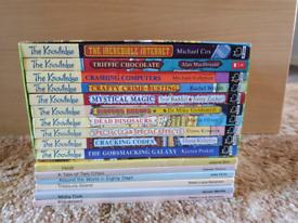 Selection of children's books