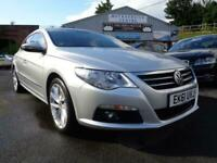 2011 61 REG VOLKSWAGEN PASSAT CC BLUEMOTION TECHNOLOGY GT 2.0 TDI TURBO DIESEL