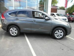 2014 HONDA CR-V EX-L AWD LEATHER SEATS & POWER SUNROOF