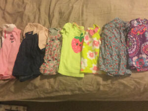 18-24 month girls spring/summer clothes