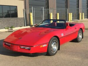 1986 Chevrolet Corvette Indy Pace Car