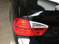 RED OUT TAILLIGHT TINT/ TEINTEE LUMIERES ROUGE