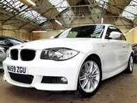 2009 BMW 1 Series 2.0 120d M Sport Coupe 2dr Diesel Manual (128 g/km, 177