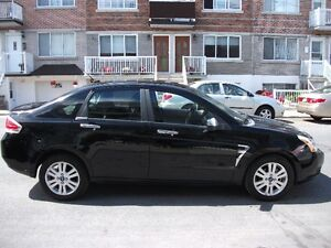 2008 Ford Focus ses Berline