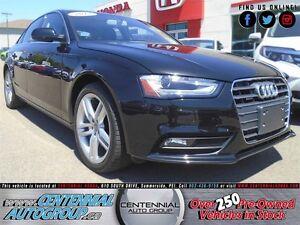 Audi A4 Premium quattro 2013