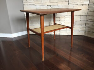 Table de Salon en Teck ** Mid Century ** Teak Living Room Table