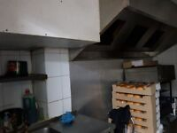 RESTAURANT FOR SALE WITH 2 BEDROOMS
