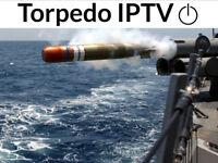 Torpedo IPTV www.torpedoiptv.com:  7000+ TV Channels !!!