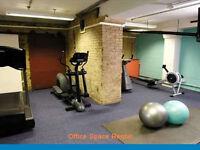 East London * Office Rental * BRUNE STREET - CITY-E1