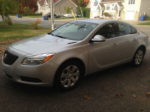2012 Buick Regal Berline