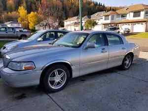 2003 Lincoln Towncar